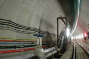 utility ducts, tunnels